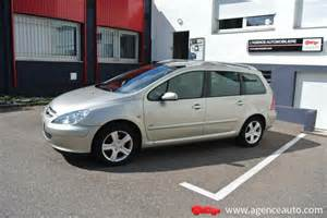 Peugeot 307 Sw 1 6 Hdi Peugeot 307 Sw 1 6 Hdi 110 Confort Pack Occasion Nancy