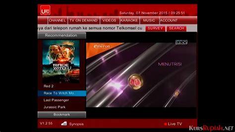 Harga Chanel Useetv daftar channel terbaru useetv di platform indihome