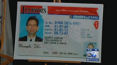 Local Id illinois licenses ids no longer federally compliant