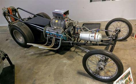 dragster car