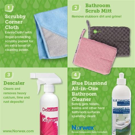 Norwex Bathroom Scrub Mitt 17 Best Ideas About Cleaner On Pinterest Norwex Consultant Norwex Cleaning And Ring