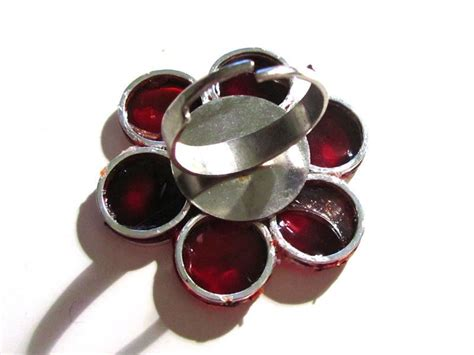 fantasy film jewelry fantasy film flower ring 183 how to make a statement ring