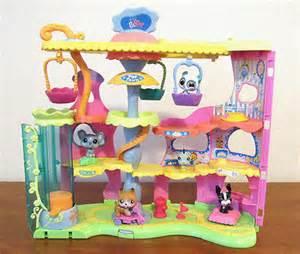 lps house littlest pet shop lps n pet town house play