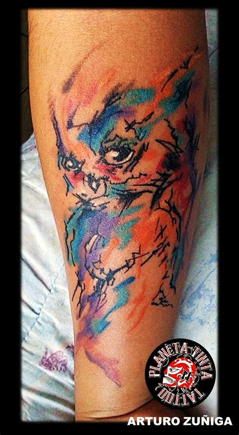 watercolor tattoos el paso 32 best images on tattos makeup