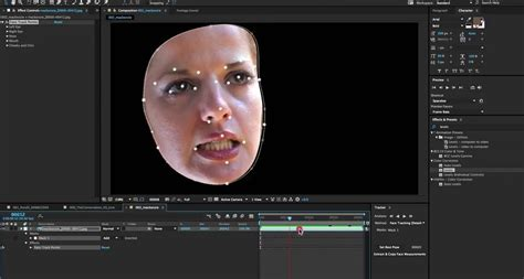 tutorial after effect cc 2015 adobe ae cc 2015 face tracker and mocha ae an overview