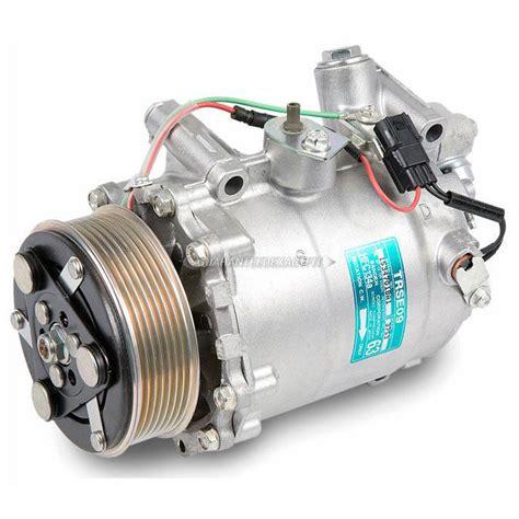 Compressor Compresor Kompresor Ac Honda Crv 1 Sanden Ori Brand New Oem Genuine Sanden Ac Compressor A C Clutch