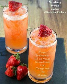 Shirley Strawberry Detox by Great Drinks And Such On Lemonade Iced Coffee