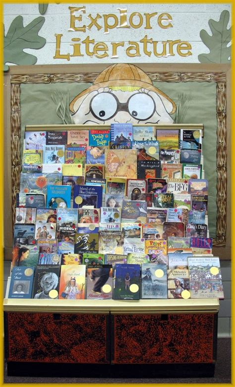 library book themed displays 17 best images about awesome library displays on pinterest