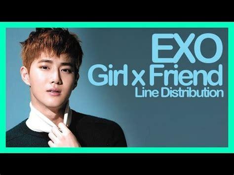 download mp3 exo girl x friend line distribution exo girl x friend youtube