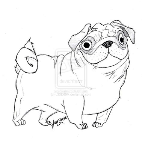 pug coloring pages to print pug coloring pages coloringsuite