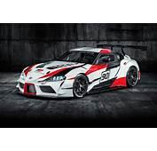 Toyota GR Supra Racing Concept Front Three Quarter 02