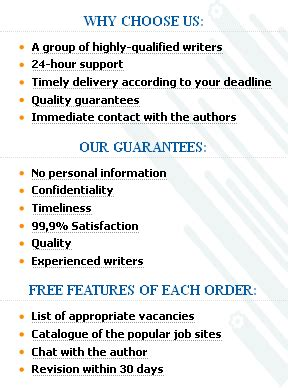resume writing services best professional writers