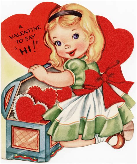 printable vintage valentines 7 best images of free printable vintage cards
