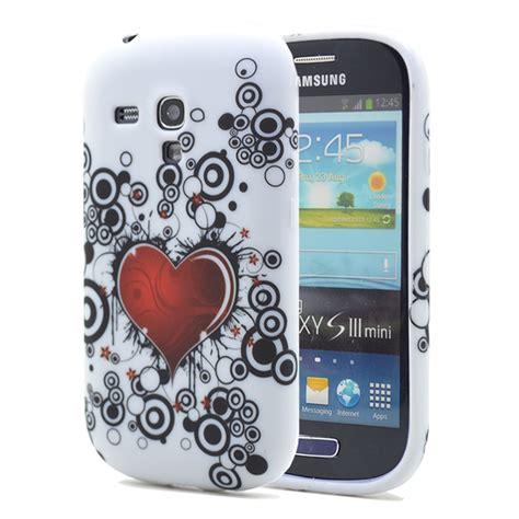 Spigen Samsung S3 Mini I8190 flexicase skal till samsung galaxy s3 mini i8190 themobilestore