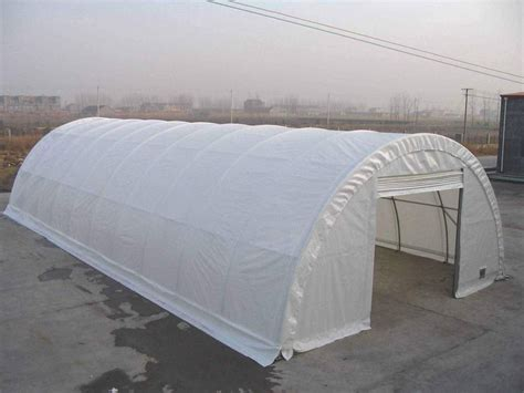 Canvas Sheds by 30 X65 X15 Commercial Truss Canvas Shelter White Nw Quality Sheds