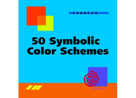 50 s color scheme inside 50 symbolic color schemes color voodoo