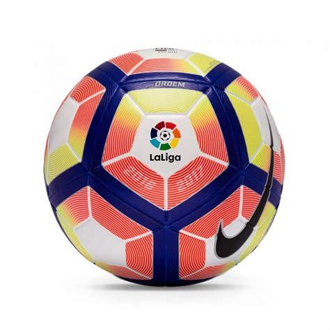 Balon Doff 11 Orange bal 243 n nike laliga ordem 2016 2017 white orange blue tienda de f 250 tbol soloporteros es ahora