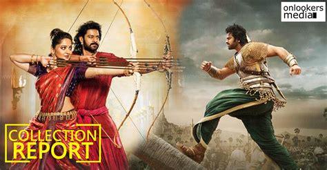 baahubali kerala box office prabhas movie performs well kerala box office baahubali 2 collection report 3 days