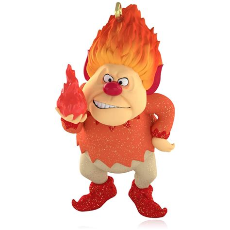 heat miser christmas ornament 2015 heat miser hallmark keepsake ornament hooked on hallmark ornaments