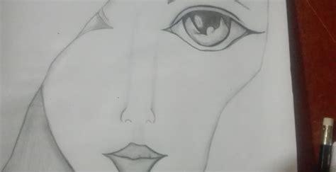 imagenes para dibujar a lapiz faciles para niñas imagenes de rostros de mujeres para dibujar a lapiz