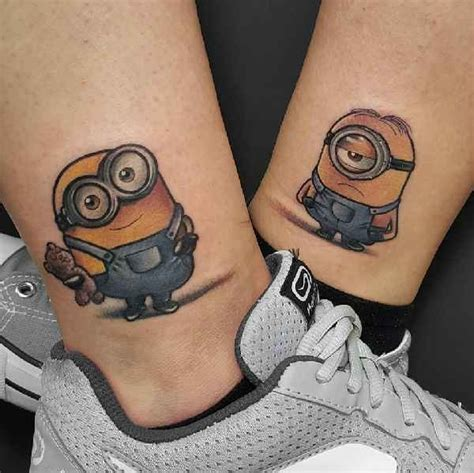 cartoon couple tattoos collection of 25 design