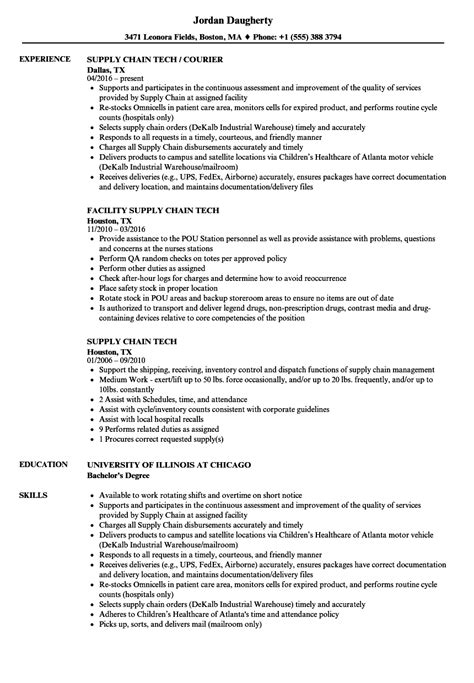 Lab Resume Exles by Tech Resume Exles Teacheng Us