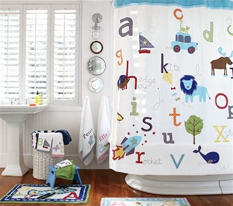 pottery barn kids bathroom ideas e is for elephant f is for fox pottery barn kids review