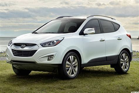 hyundai crossover hyundai s hymlf updated tucson crossover could boost