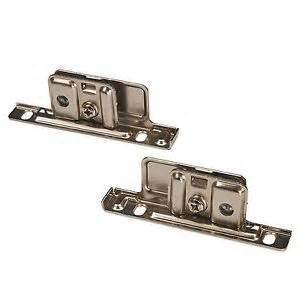 blum metabox front fixing bracket for drawer adjustment on