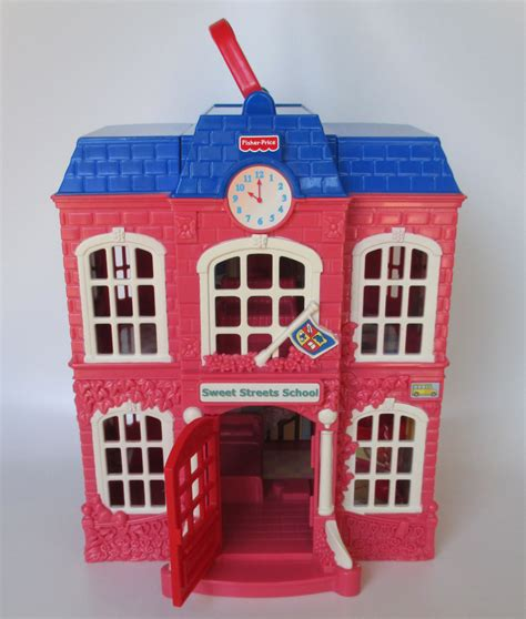 play school doll house play school doll house dollhouse fisher price sweet