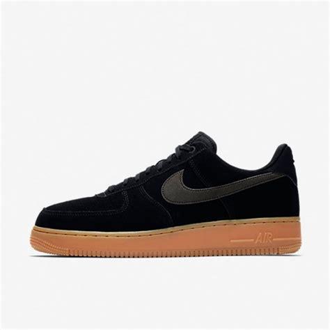 Sepatu Sneakers Suede 1 jual sepatu sneakers nike air 1 07 lv8 suede black