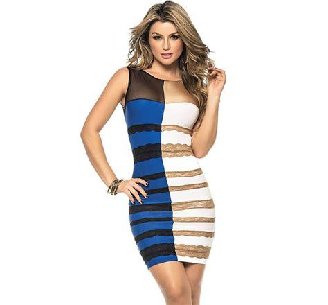 azul y negro o dorado y blanco de qu color ves este el disfraz del vestido negro y azul o blanco y dorado