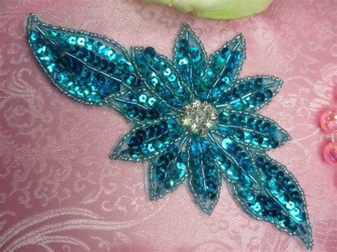 floral applique floral sequin appliques applique designs with flowers
