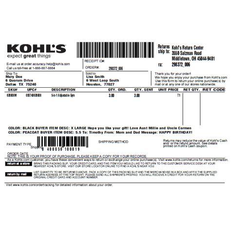 email format of kohls eformz forms library minisoft inc