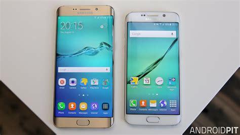 Samsung S7 Edge Vs S6 Edge samsung galaxy s6 edge vs s7 edge innovazione o noia mortale androidpit
