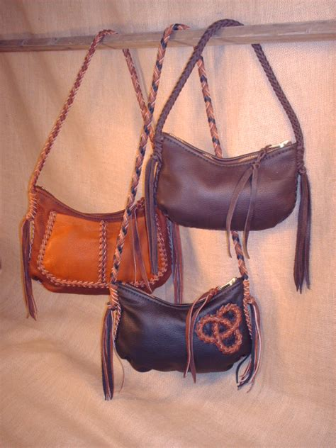Custom Leather Handbags Handmade - leather purses handbags truly handmade custom braided