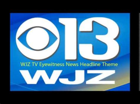 newspaper theme youtube wjz eyewitness news headline theme youtube
