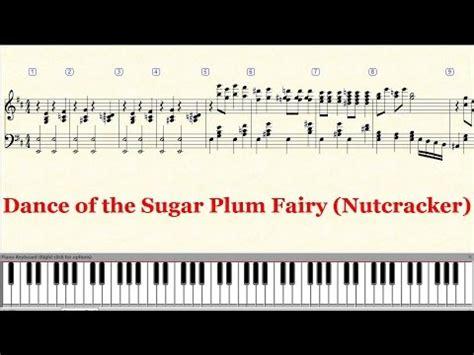 Tutorial Dance Of The Sugar Plum Fairy   nutcracker sugar plum fairy piano tutorial dance of the