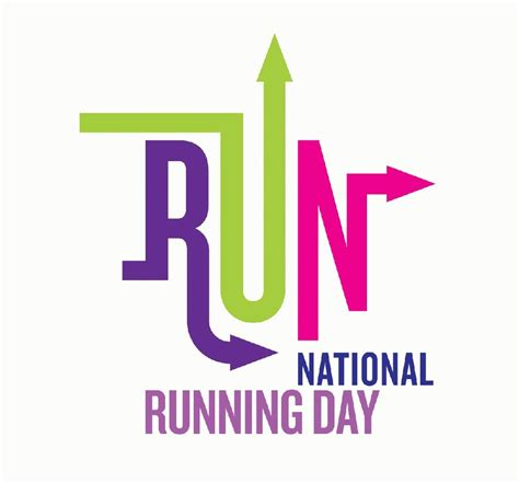 national day living the dream national running day celebration time
