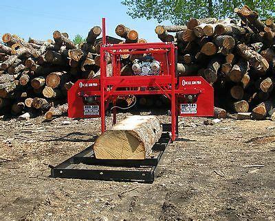 Sawmill Portable Bandsaw Mill Kit 36 Quot X 16 1 895 00