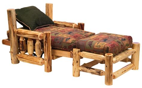 Futon Chair Cover by Cedar Futon Chair And Ottoman Set And Futon Cover