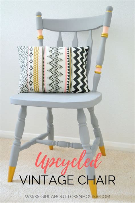 chalk paint upcycling upcycling ideas chalk paint chair makeover about