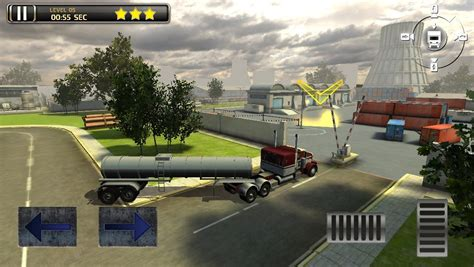 Semi Gamis semi truck parking simulator android apps on play