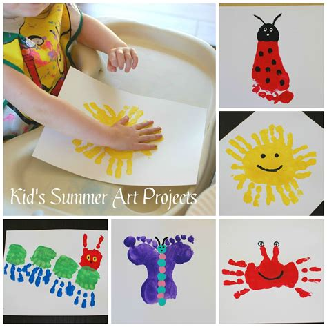 summer craft ideas pinkie for pink kid s summer projects