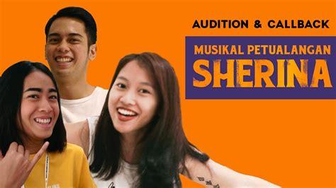 film musikal adalah diary musikal petualangan sherina audisi 1 youtube