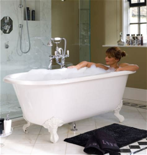 baignoire chs 1 blanc blanc nivault