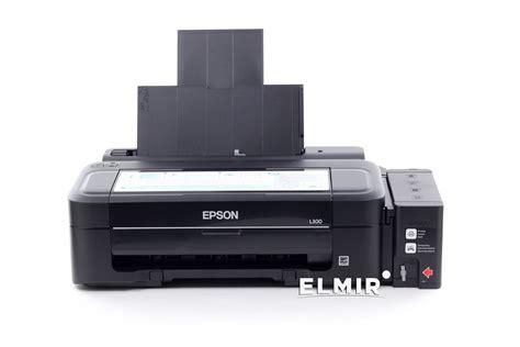 Printer Epson L300 Sublim a4 epson l300 c11cc27302