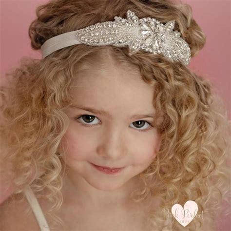 Headband Import Top Baby 4 flower headband rhinestone headband baby headbands gatsby headband bridal headband