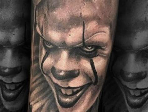clown tattoos tattoo collections