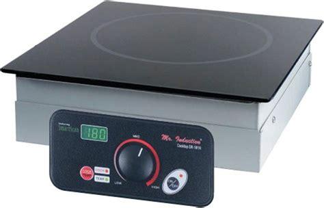 induction hob discoloured megatronics fasar induction cook top